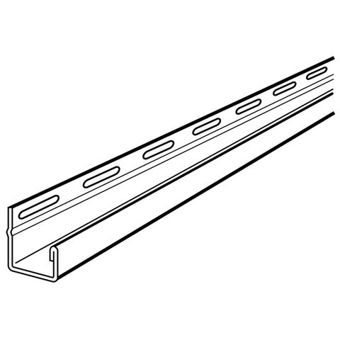 """Rollex Seneca 3/4"""" Steel J Channel"""