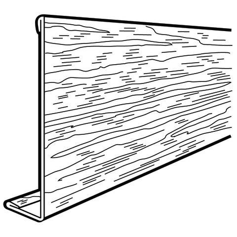 Rollex PVC Steel Fascia Cover