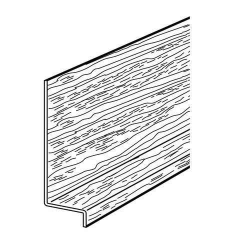 """Rollex 1-5/8"""" Steel Deck Flashing"""