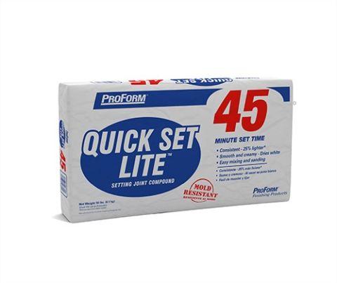 ProForm Quick Set Lite 45-Minute Setting Compound