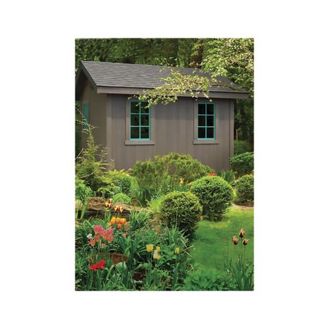 LP SmartSide 38 Series Cedar Texture Panel Engineered Treated Wood Siding - No Groove Square Edge