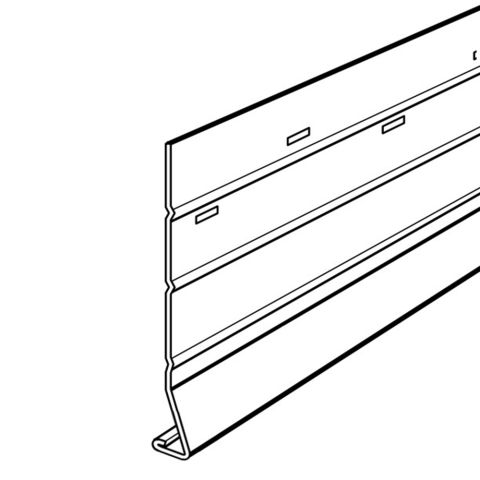 Rollex Aluminum Universal Starter Strip