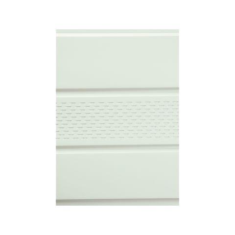 "Rollex System 3 12"" Center Vent Soffit Panel"