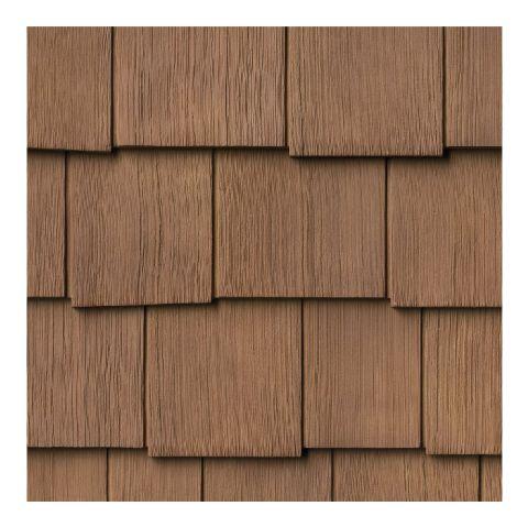 TandoShake Rough Sawn Cedar Staggered Panel - 59-1/4 in x 15-1/4 in x 6 in