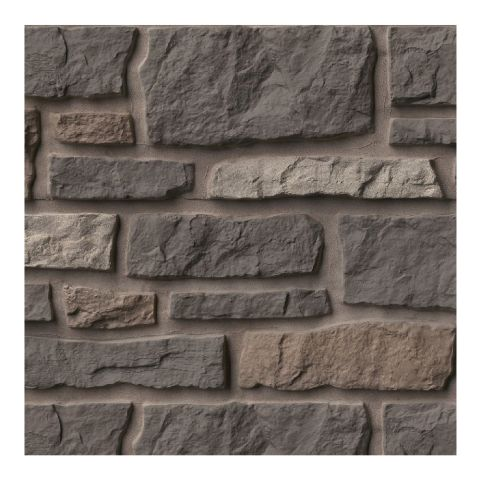 TandoStone Creek Ledgestone Siding Panel - 45-3/4 in x 19-1/2 in