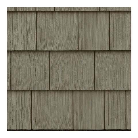 TandoShake RoughSawn Cedar Dual Panel - 59-1/4 in x 15 in