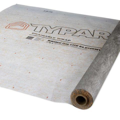 Typar Drainable Wrap - 5 ft x 100 ft
