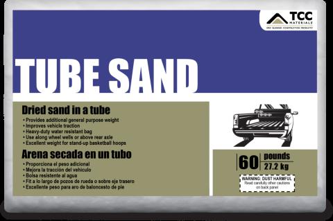 Tube Sand