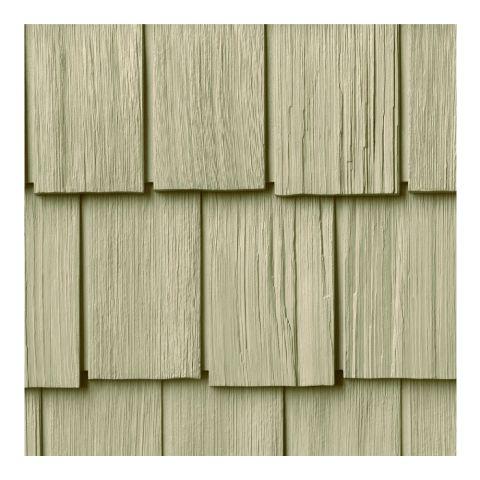 TandoShake Rustic Cedar 9 Panel - 72-7/8 in x 11-1/2 in x 6 in