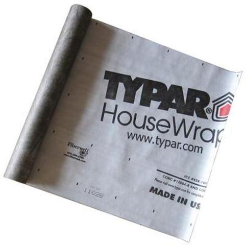 Typar Housewrap - 9 ft x 150 ft
