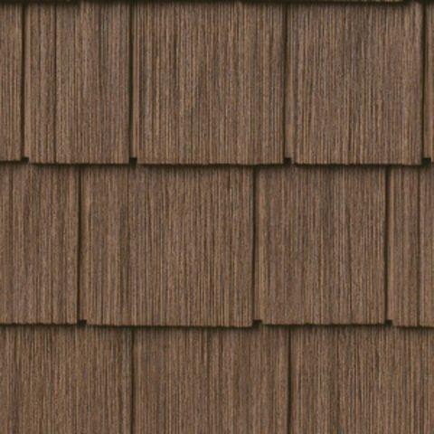 TandoShake Rustic Cedar 6 Panel