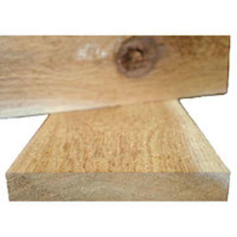 1 x 4 Electric Blue Select Tight-Knot, Kiln-Dried Cedar - S1S2E