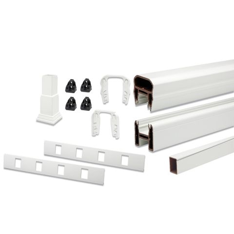 Trex Transcend Rail Kit with Composite Balusters - 36""
