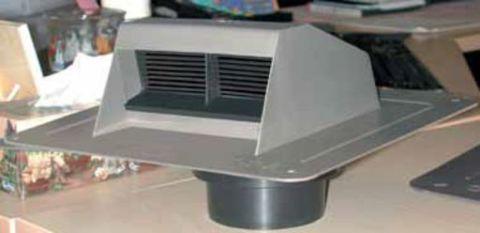 Duraflo Roof Exhaust Vent