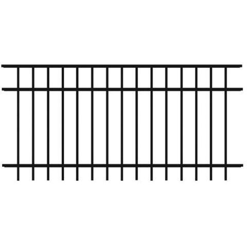 Xpanse Select 5 ft x 6 ft Flat Top Panel