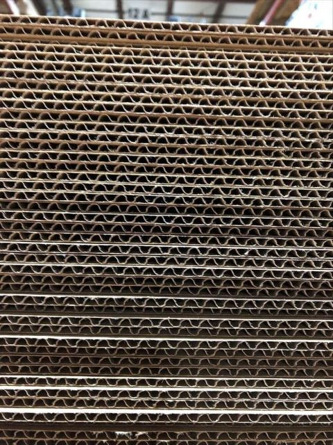 Cardboard Sheet Stock