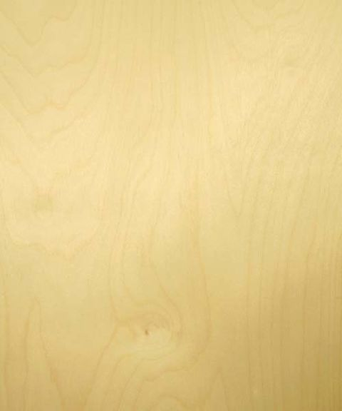 Premium C2 Rotary Cut White Birch C Face/2 Back Plywood - UV Finished 1 Side
