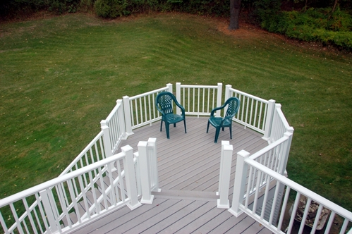 The composite decking market is expected to continue to grow through 2020.