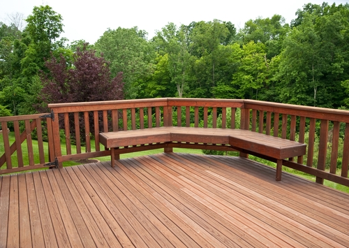 Follow these simple steps to ensure your deck is safe.