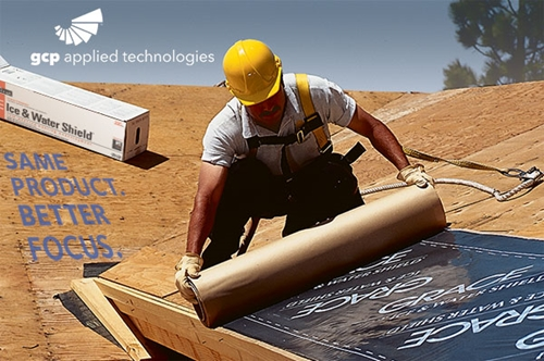 Grace Ice & Water Shield® provides the best adhesion to the roof deck.