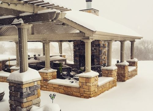 Here are a few ways to ensure your patio space is ready for winter before it's too late: