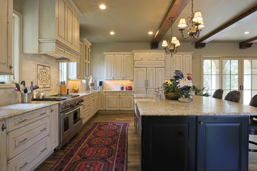 Upgrading your kitchen cabinets this winter can improve the look and usefulness of your kitchen.