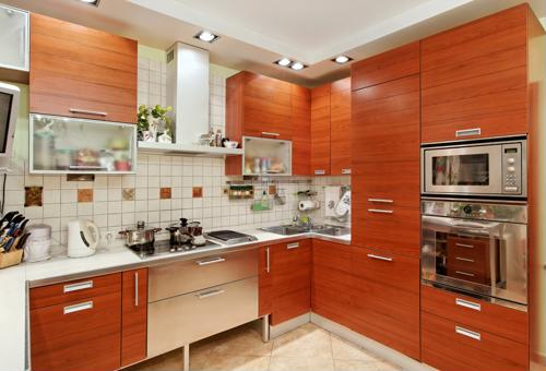 Amerhart offers many green options available when you decide to renovate your kitchen.