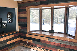 Ranging from kitchen walls to living room accents, shiplap can transform a worn and tired room into an invigorating and welcoming space.