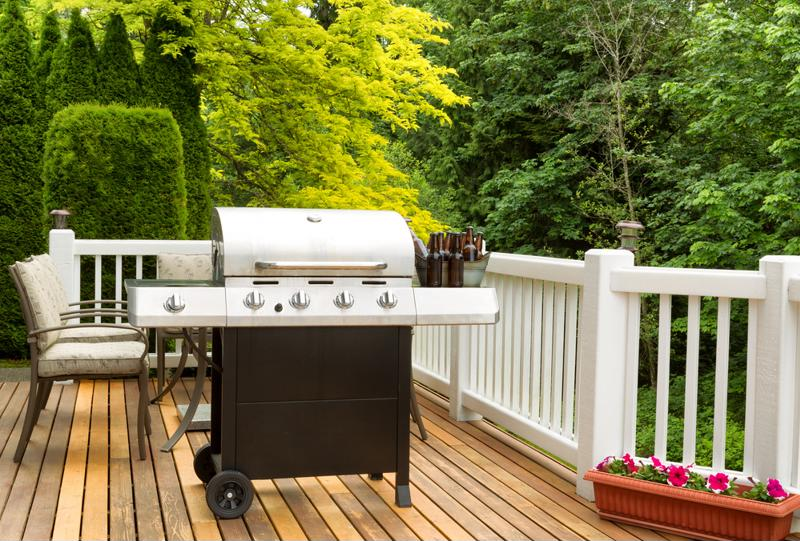 The most basic of outdoor kitchens is still effective but likely won't require your services.