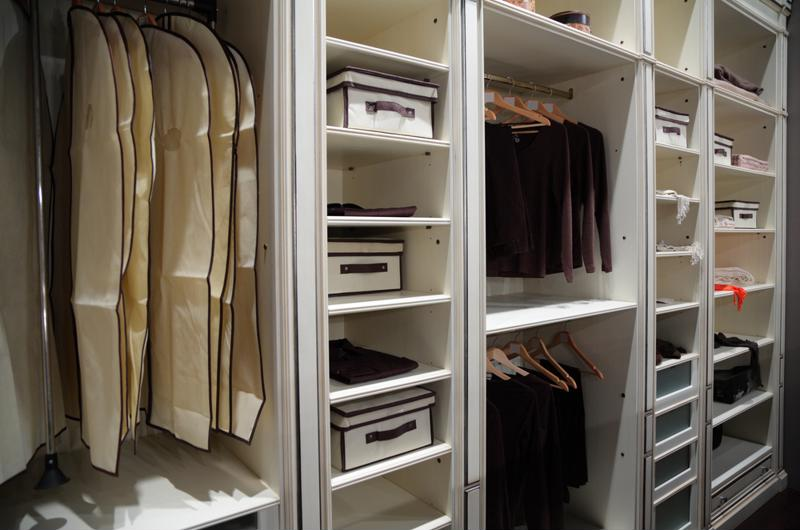 Expanding a closet is a welcome change for many homeowners.