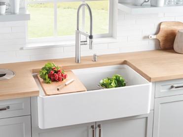 Blanco Fireclay Sinks