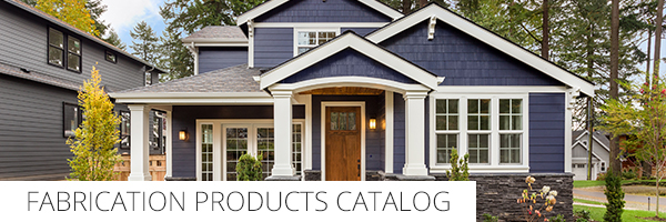 Fabrication Products Catalog