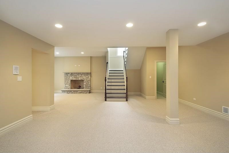 A basement renovation can be a lot like a blank slate.