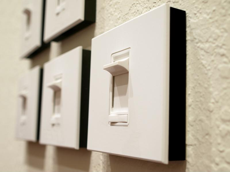 Go beyond the normal dimmer switch during your next bedroom remodel.