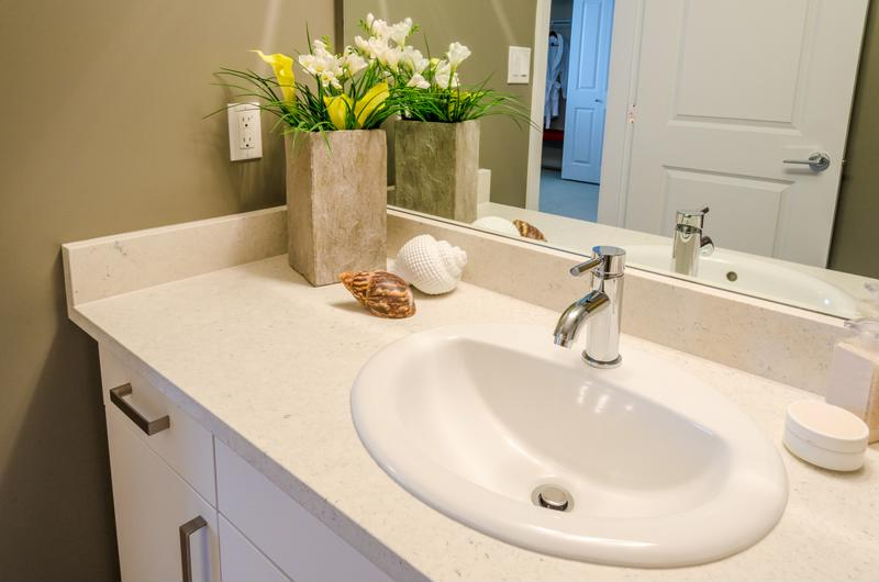 A simple bathroom remodel goes a long way for ROI.