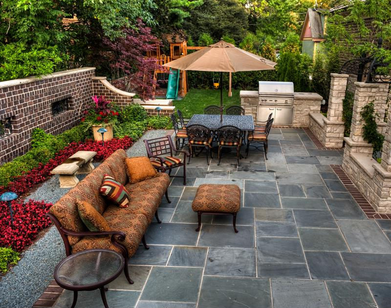 A renovated patio might be quite welcome this summer.