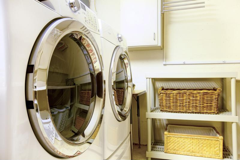 A separate laundry room is one of the most desired custom features by homebuyers.