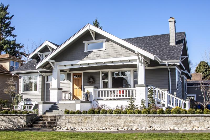 Small renovations to the exterior of your home can make a great first impression on potential buyers.