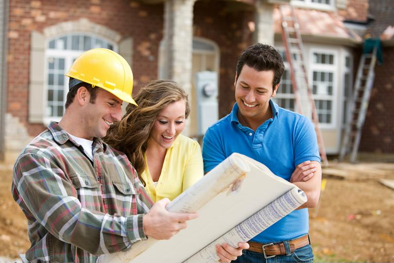 Working with a licensed contractor ultimately benefits the homeowners.