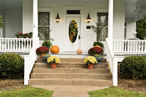 5 practical tips for sprucing up your home for fall while preparing it for winter.