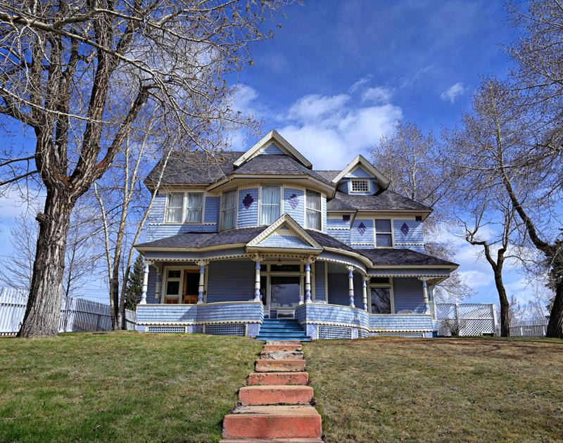 Old homes have history, and that's what we love about them.