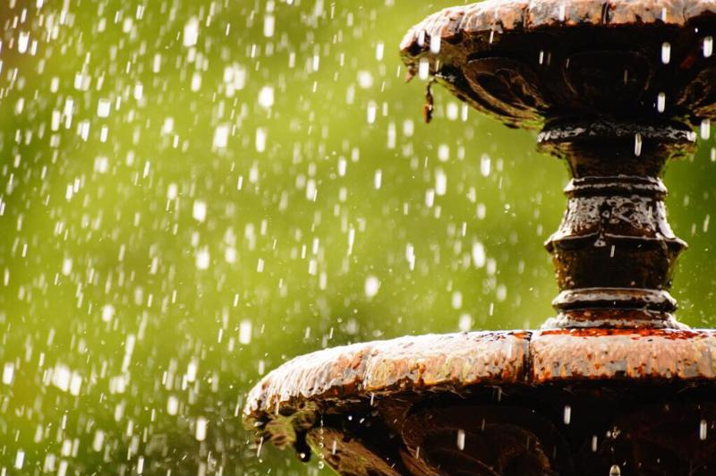 Installing a water feature doesn't have to be complicated. A simple fountain goes a long way to bring life and movement to an outdoor space.