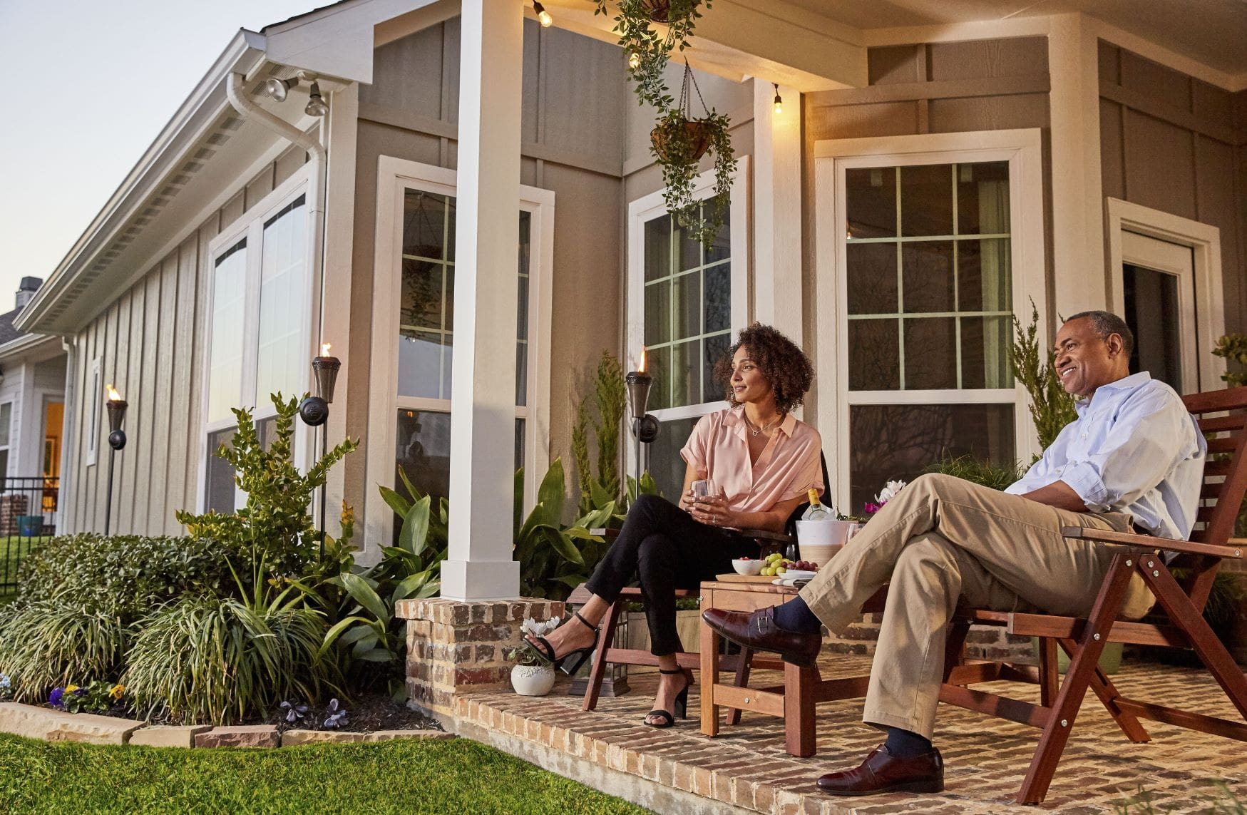 Prefinished Engineered Wood Siding  from Amerhart - Your Version of the American Dream