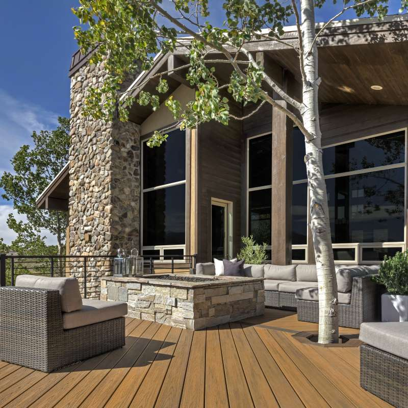 Trex Composite Decking - Innovations in Outdoor Living