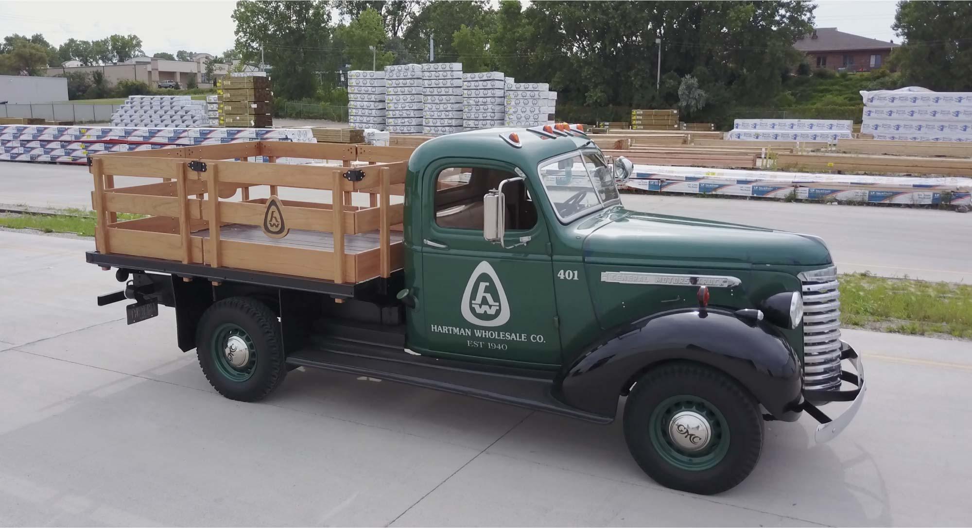Amerhart  History 1940s