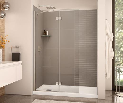 MAAX Edge Duo Shower Shield