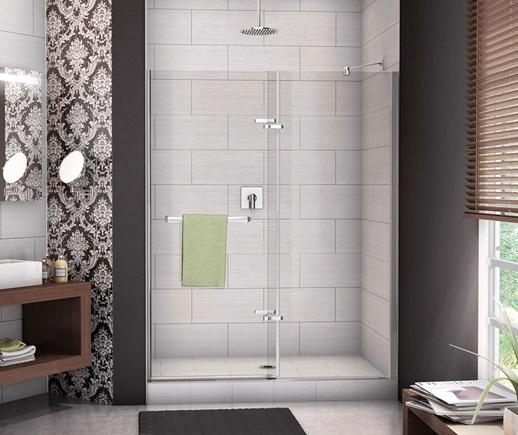 MAAX Reveal 60 Shower Pivot Door