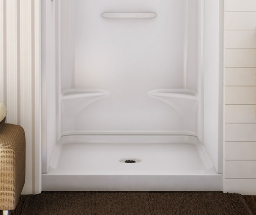 MAAX Square Shower: KDS 3636