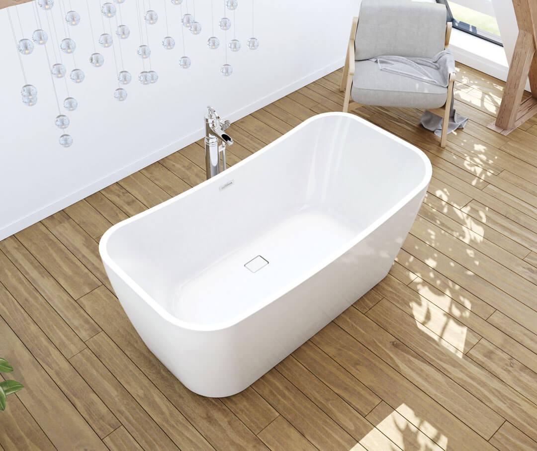 MAAX Freestanding Tub