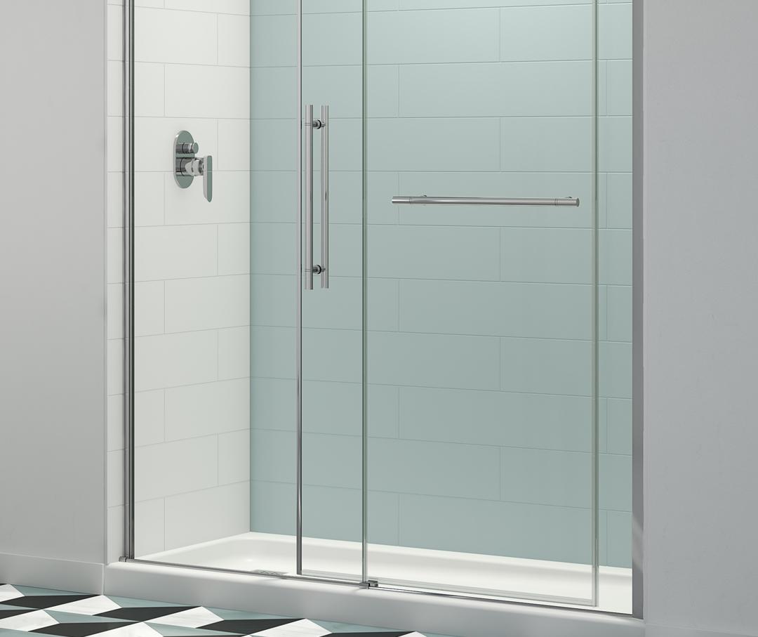 ABG Hospitality: Shower Doors